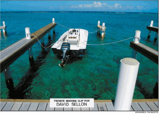 Sellon Boat Slip