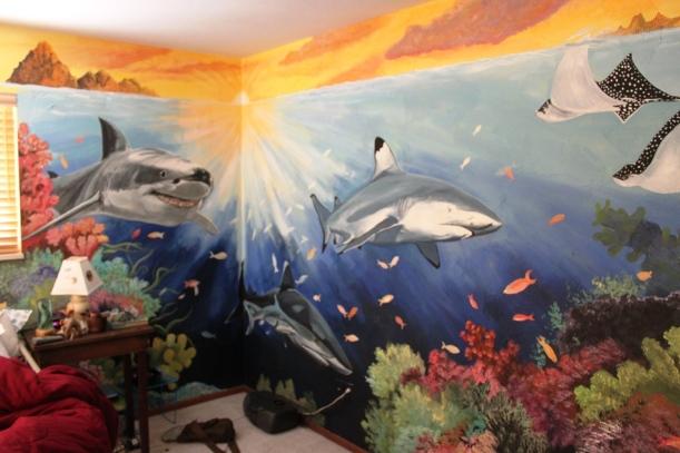 shark-mural