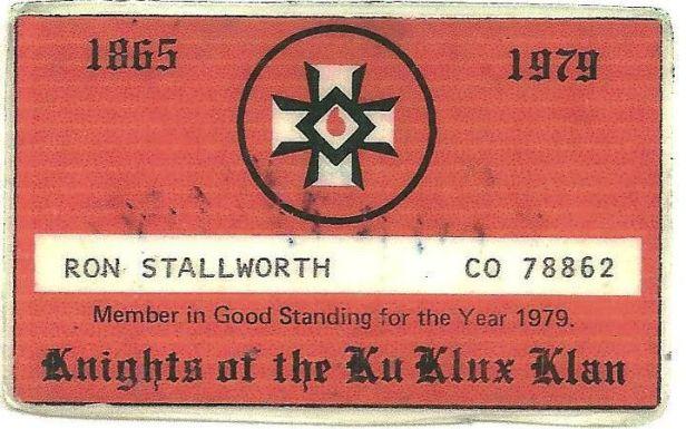 Klan Membership
